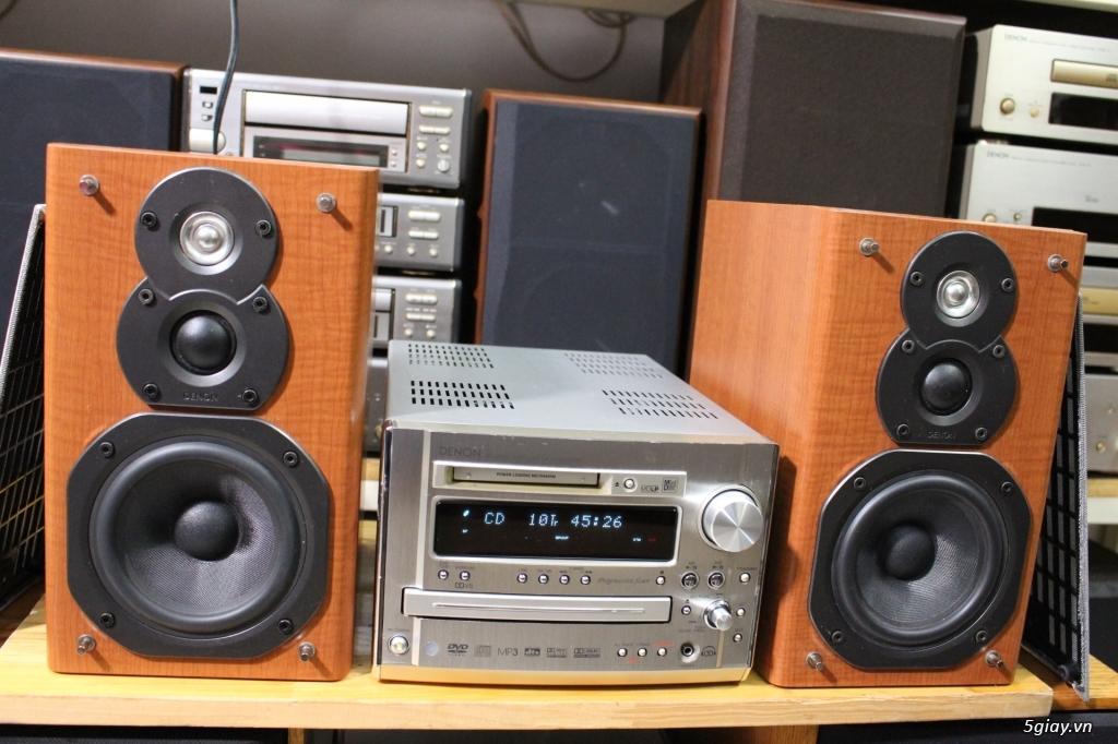 Máy nghe nhạc MINI Nhật đủ các hiệu: Denon, Onkyo, Pioneer, Sony, Sansui, Kenwood - 22