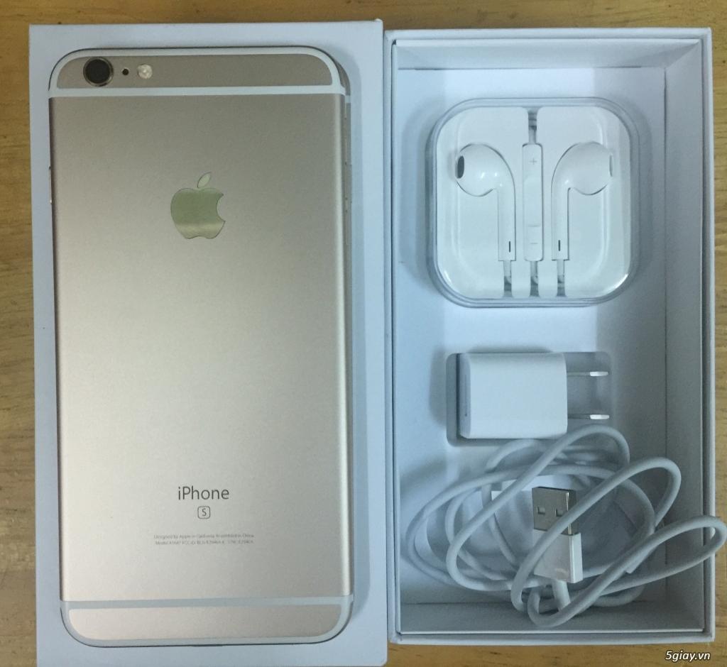 Bán Iphone 6s 16gb gold quốc tế