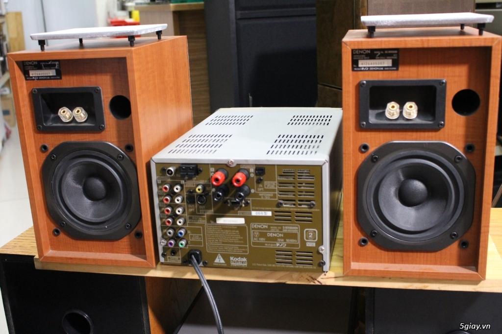 Máy nghe nhạc MINI Nhật đủ các hiệu: Denon, Onkyo, Pioneer, Sony, Sansui, Kenwood - 23