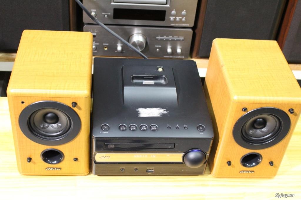 Máy nghe nhạc MINI Nhật đủ các hiệu: Denon, Onkyo, Pioneer, Sony, Sansui, Kenwood - 19