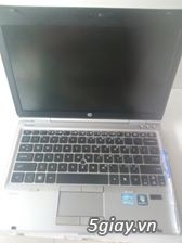 HP elitebook 2560p-Core i5 2520M ram 4g 320g-12.5