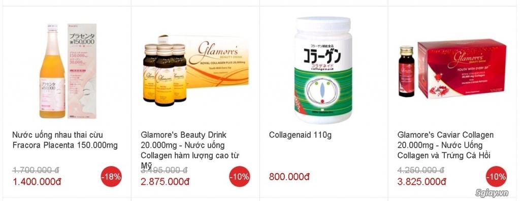 Tp.HCM - Đại lý cấp 1 giá gốc mỹ phẩm Hàn Quốc & Nhật Bản nhập khẩu - 9