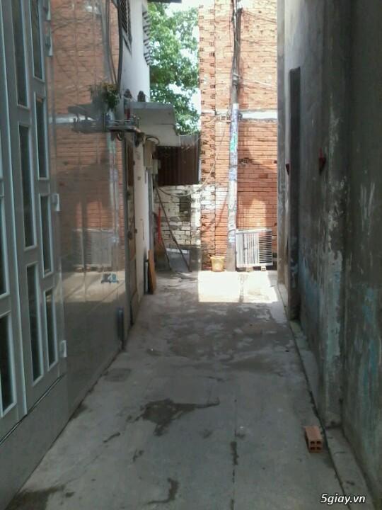 [Tân Phú]_Hẻm CỤT 1.2m đường D9_4.1x13_1T+2L