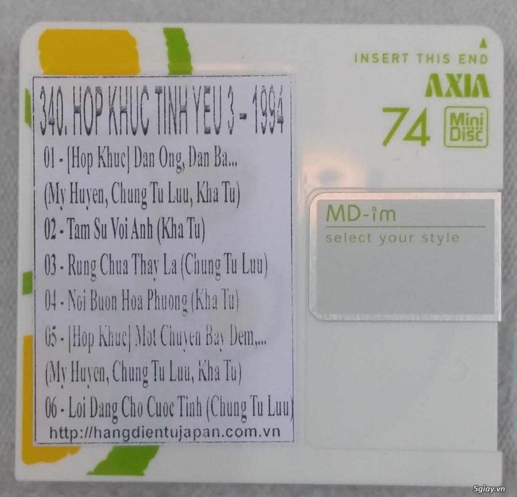 Đĩa nhạc MD - chuyên bán - 13