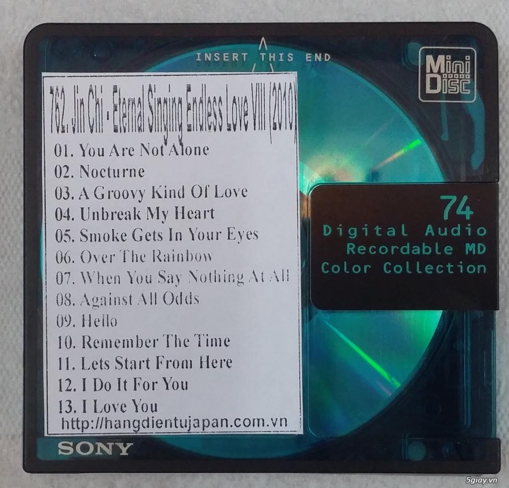 Đĩa nhạc MD - chuyên bán - 29
