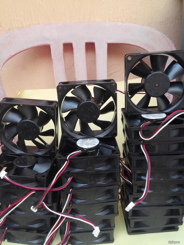 Hub Fan PWM, Backplate AMD 115x,775,1366clip 2011 gông, Ốc Đồ Mod Case - 28
