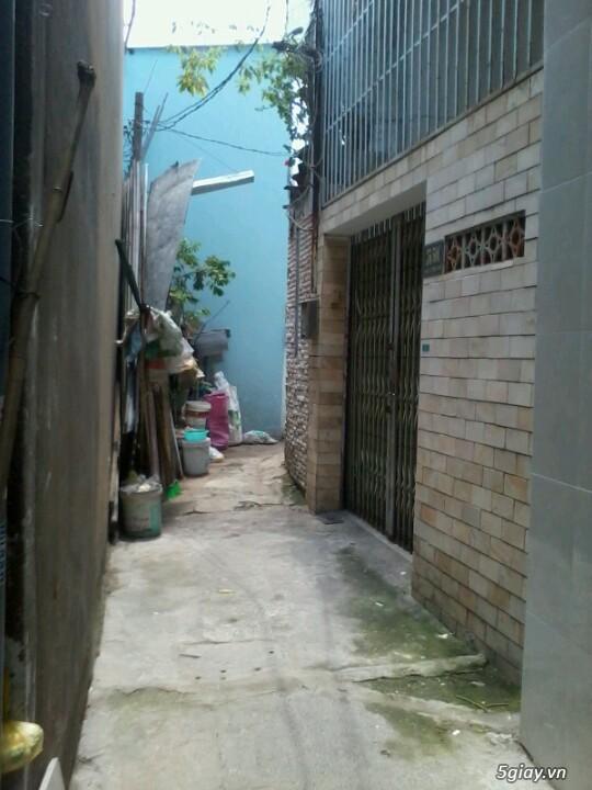 [Tân Phú]_Hẻm CỤT 1.2m đường D9_4.1x13_1T+2L - 1