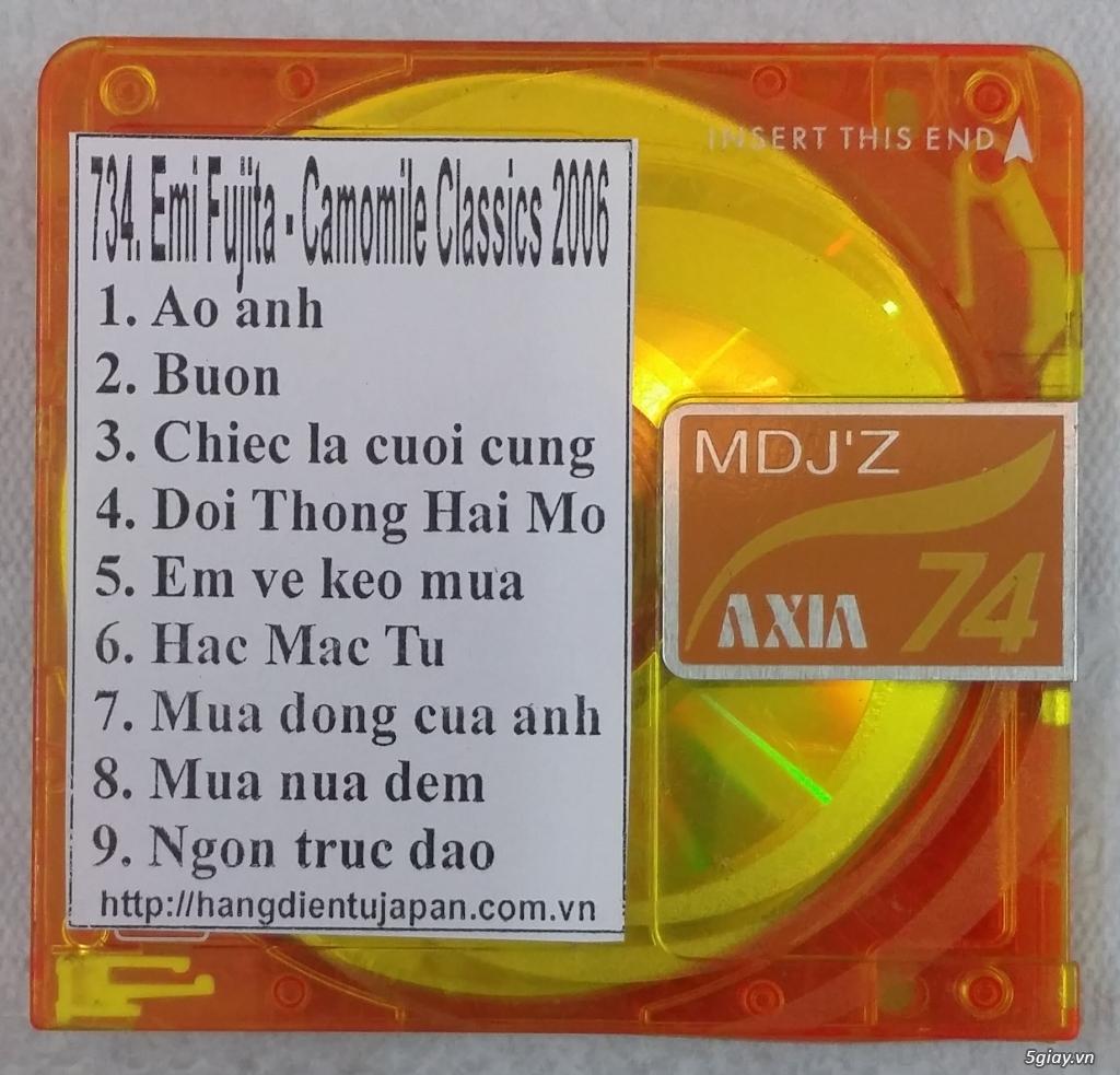 Đĩa nhạc MD - chuyên bán - 23