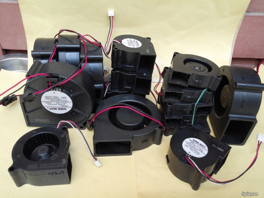 Hub Fan PWM, Backplate AMD 115x,775,1366clip 2011 gông, Ốc Đồ Mod Case - 38