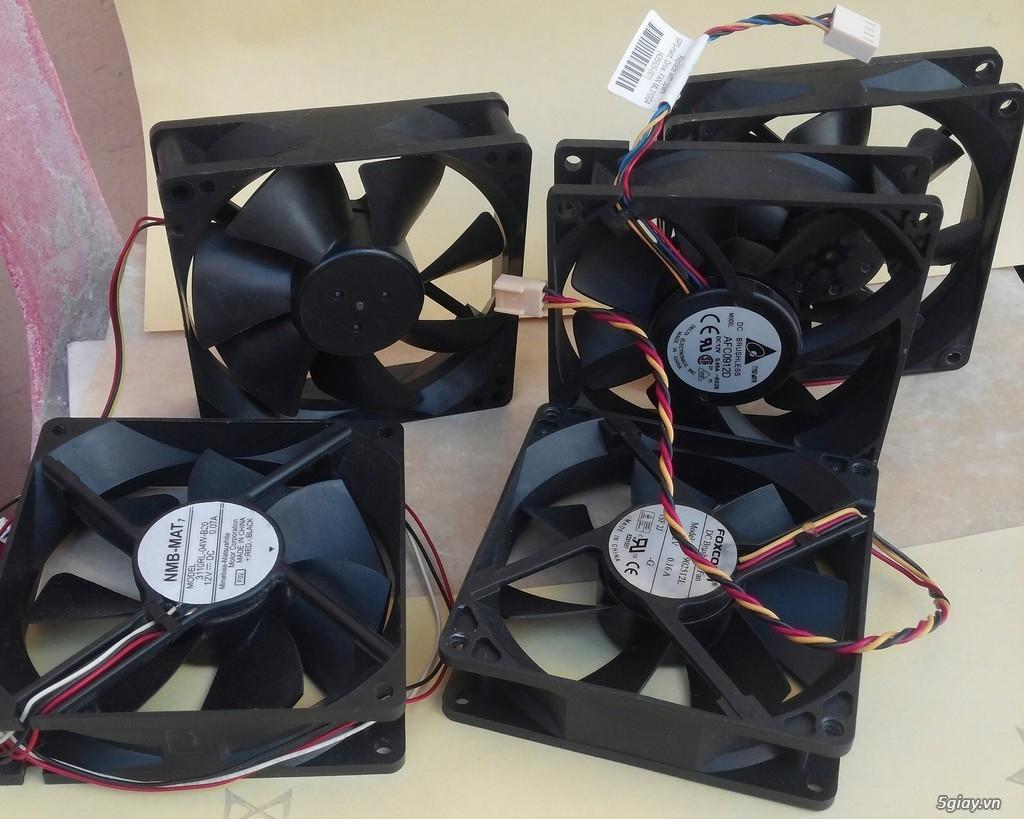 Hub Fan PWM, Backplate AMD 115x,775,1366clip 2011 gông, Ốc Đồ Mod Case - 30