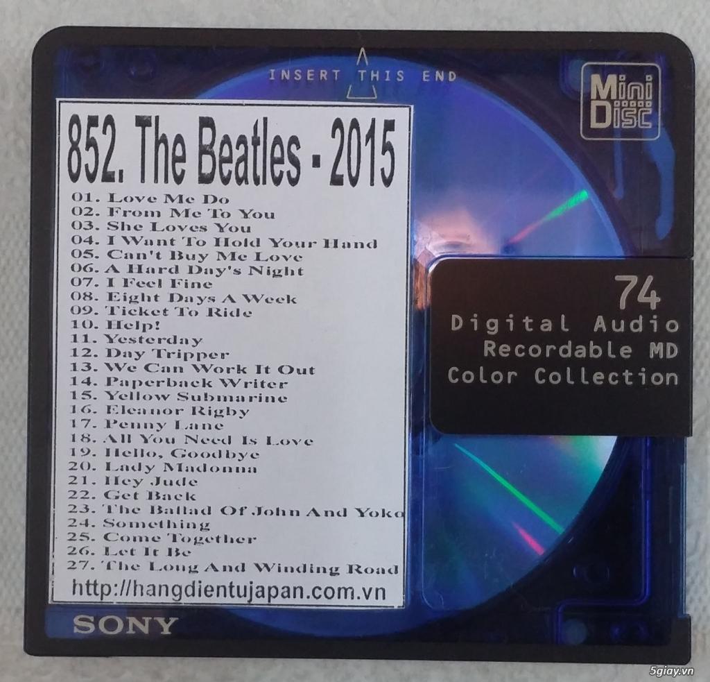 Đĩa nhạc MD - chuyên bán - 27