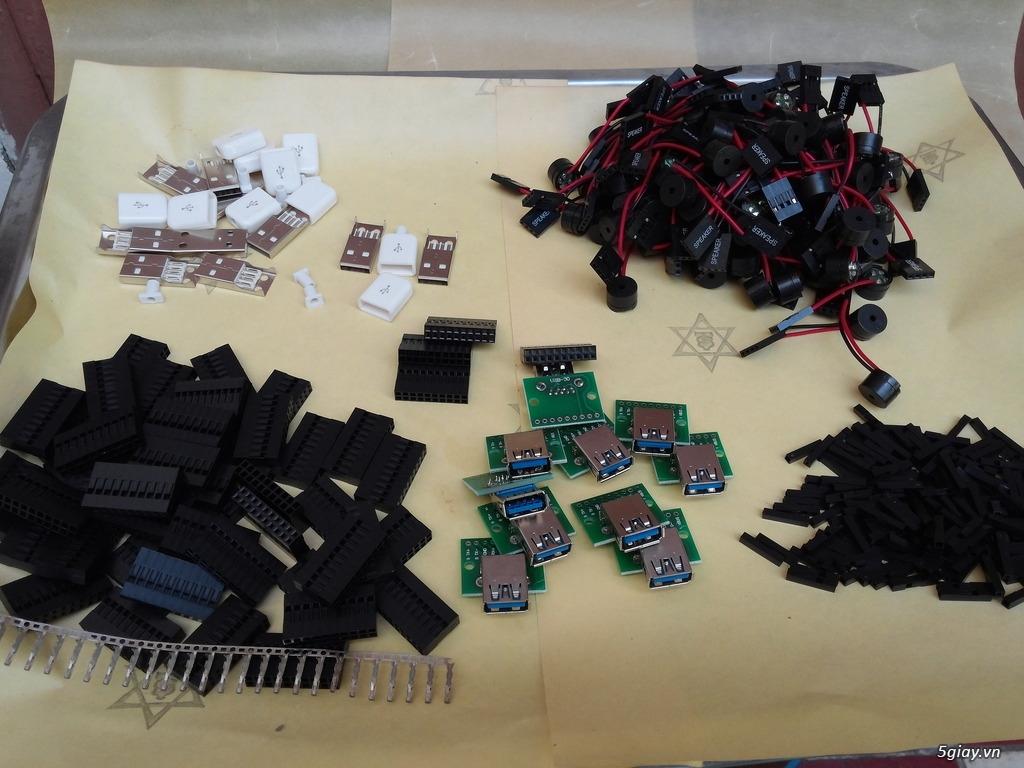 Hub Fan PWM, Backplate AMD 115x,775,1366clip 2011 gông, Ốc Đồ Mod Case - 41