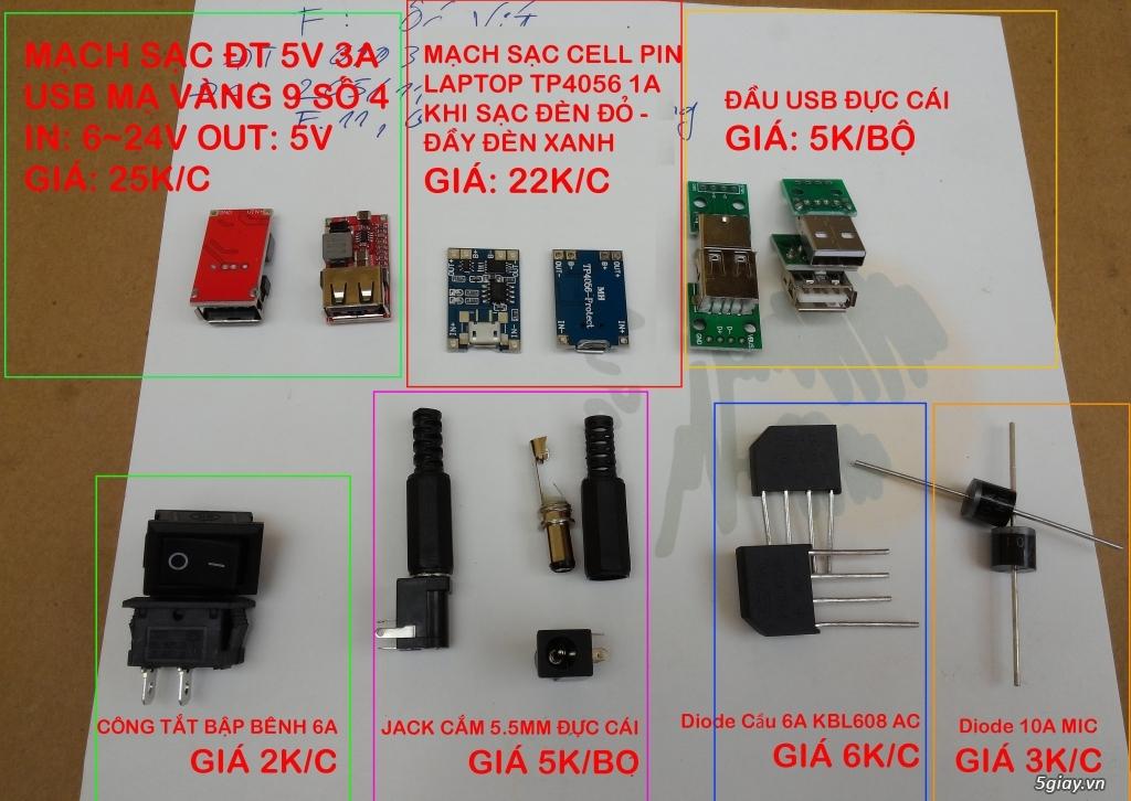Hub Fan PWM, Backplate AMD 115x,775,1366clip 2011 gông, Ốc Đồ Mod Case - 42