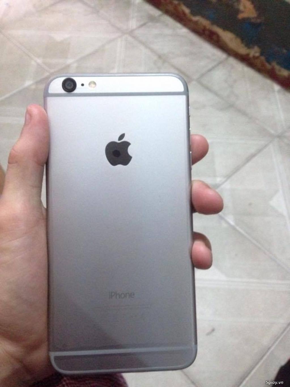 iPhone 6Plus 64GB màu xám còn mới 99% máy đẹp