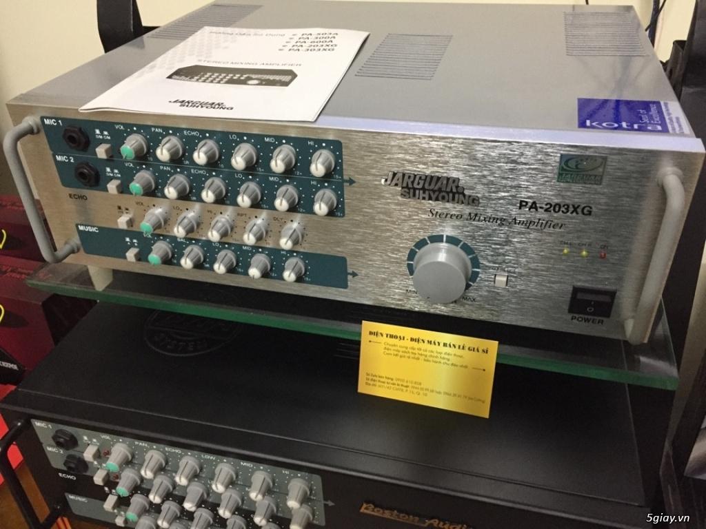 Thiết bị âm thanh các loại giá sỉ, bảo hành chu đáo - 35
