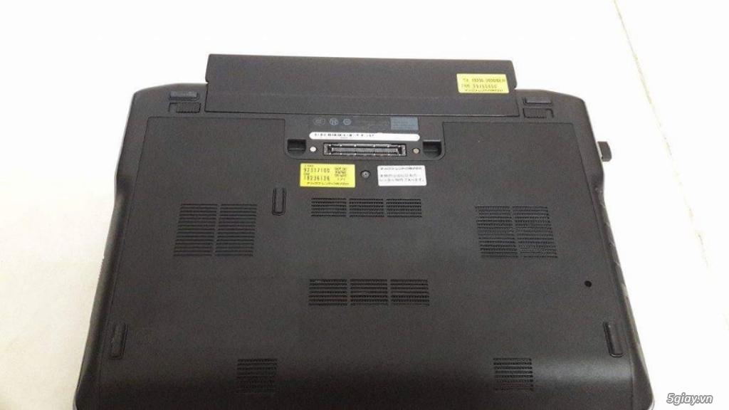 Can ban Dell E6230 Core i5 3340M - 2