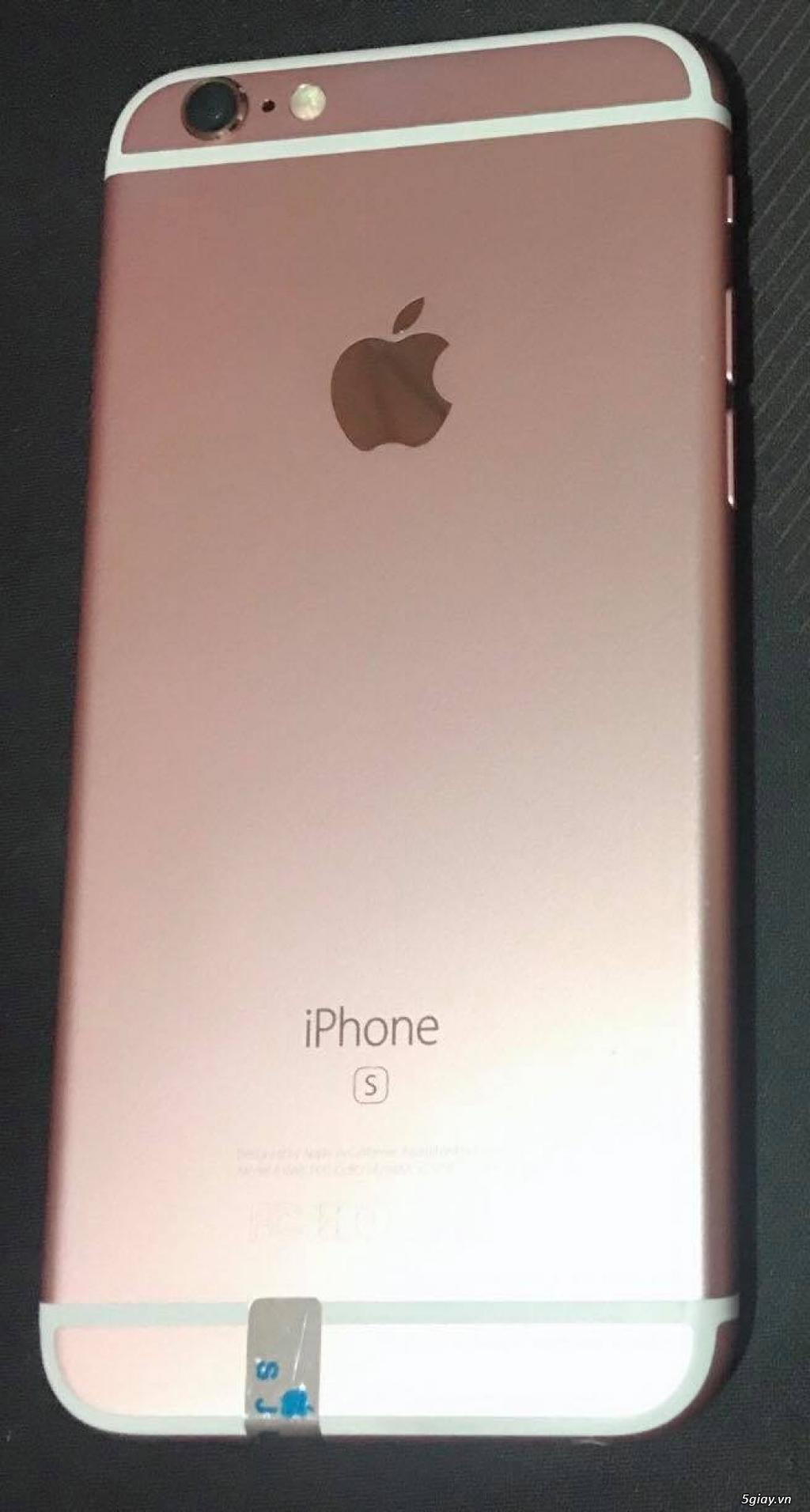 Bán iPhone 6s QT 16Gb màu hồng tại Q.12 HM - 3