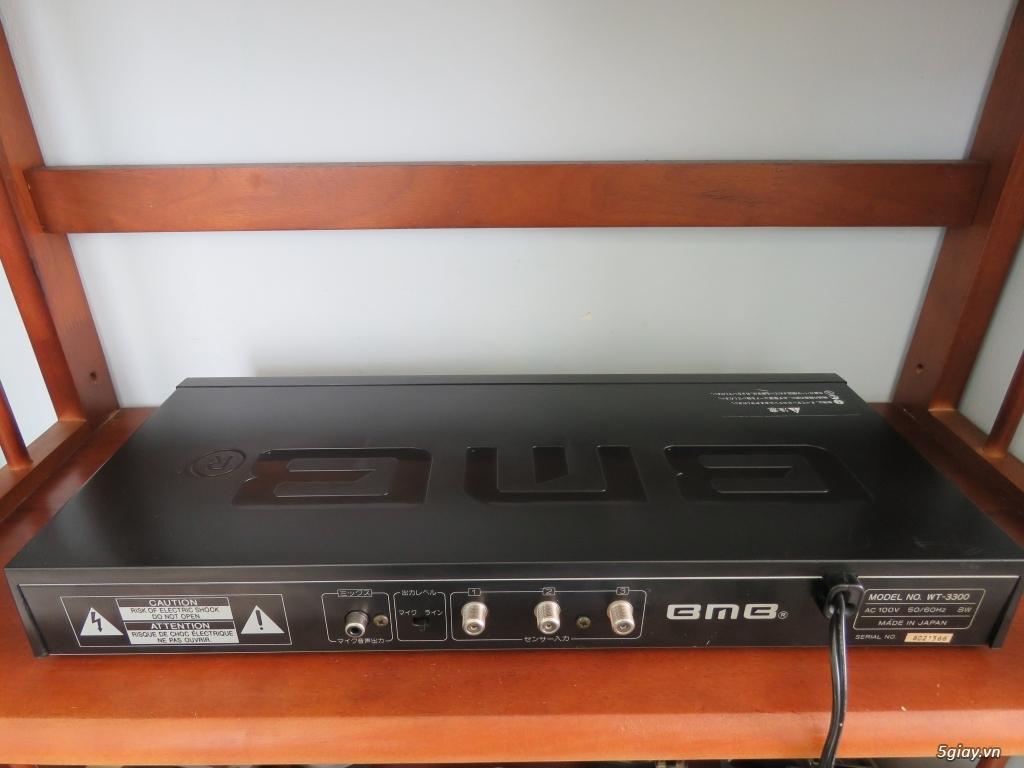 Micro không dây nội địa Nhật - 5