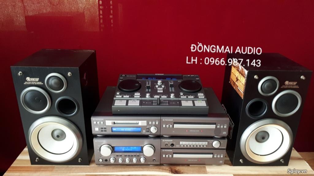 HCM -ĐồngMai Audio Chuyên dàn âm thanh nội địa Nhật hàng bãi - 8
