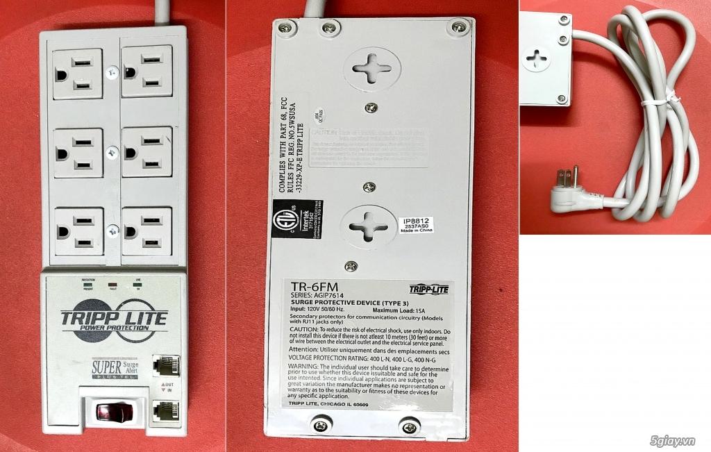 Box chống nhĩu/lọc điện,Biến áp cách li,DVD portable,LCD mini,ampli,loa,equalizer.... - 25