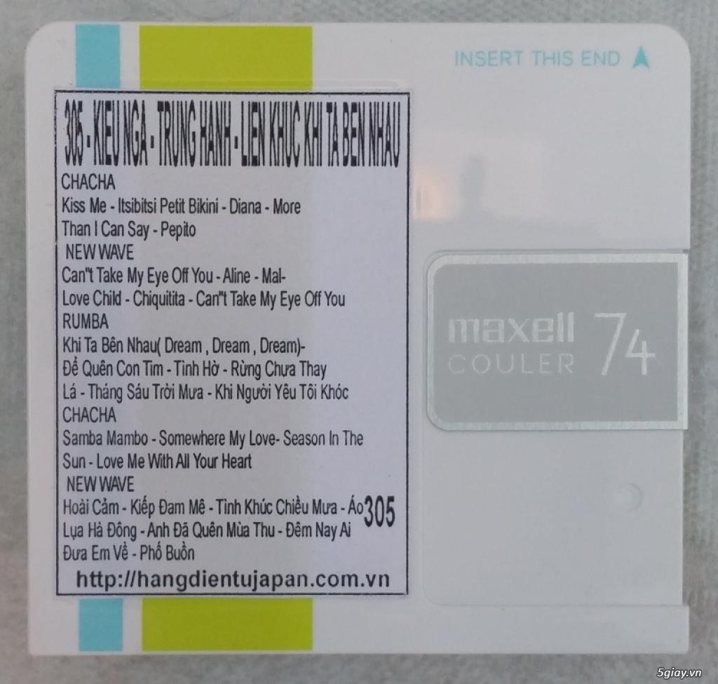 Đĩa nhạc MD - chuyên bán - 44