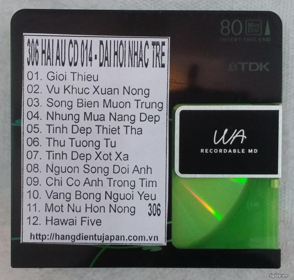 Đĩa nhạc MD - chuyên bán - 48