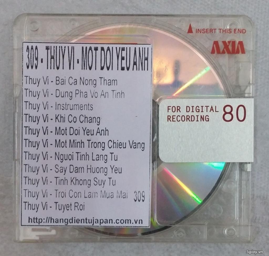 Đĩa nhạc MD - chuyên bán - 49