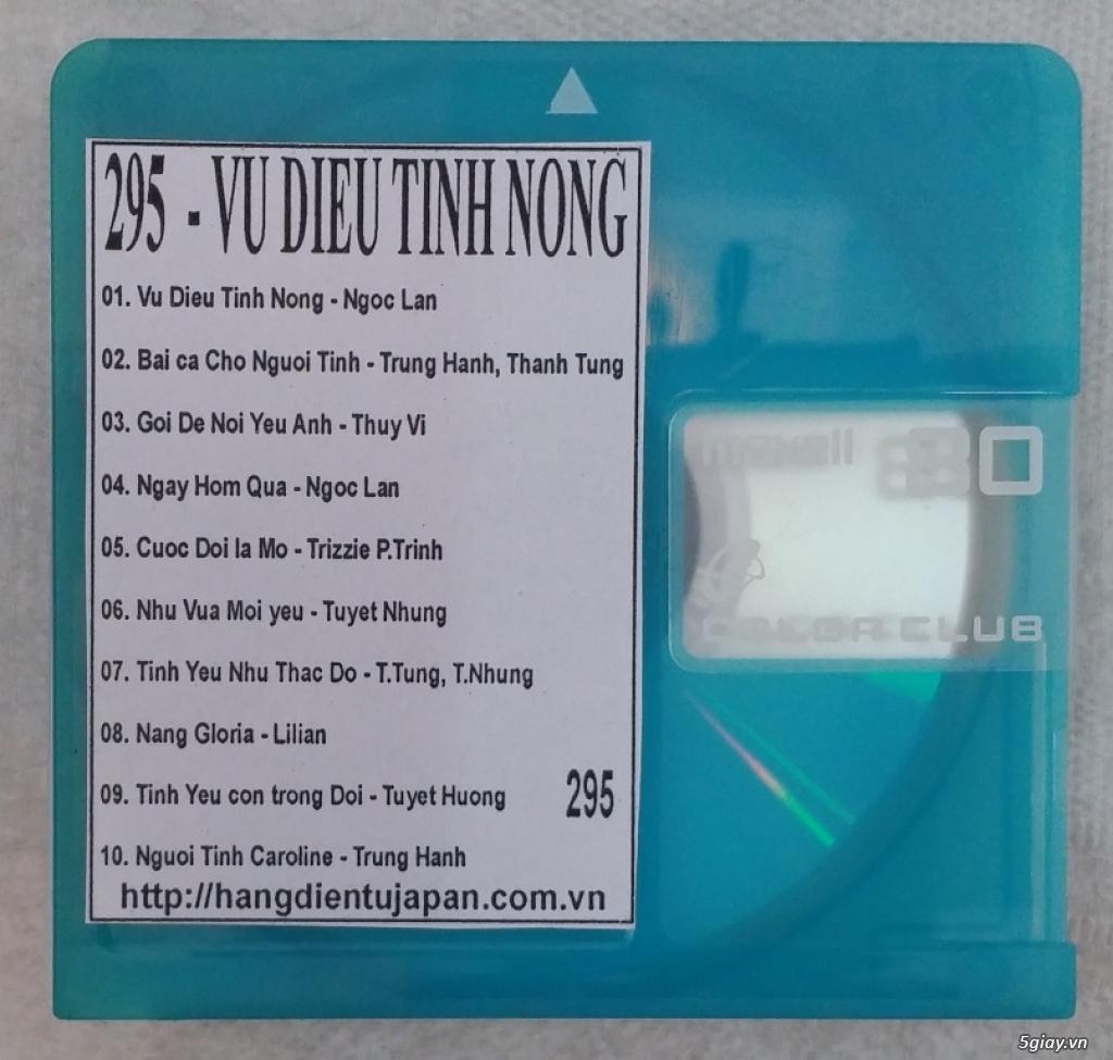 Đĩa nhạc MD - chuyên bán - 35