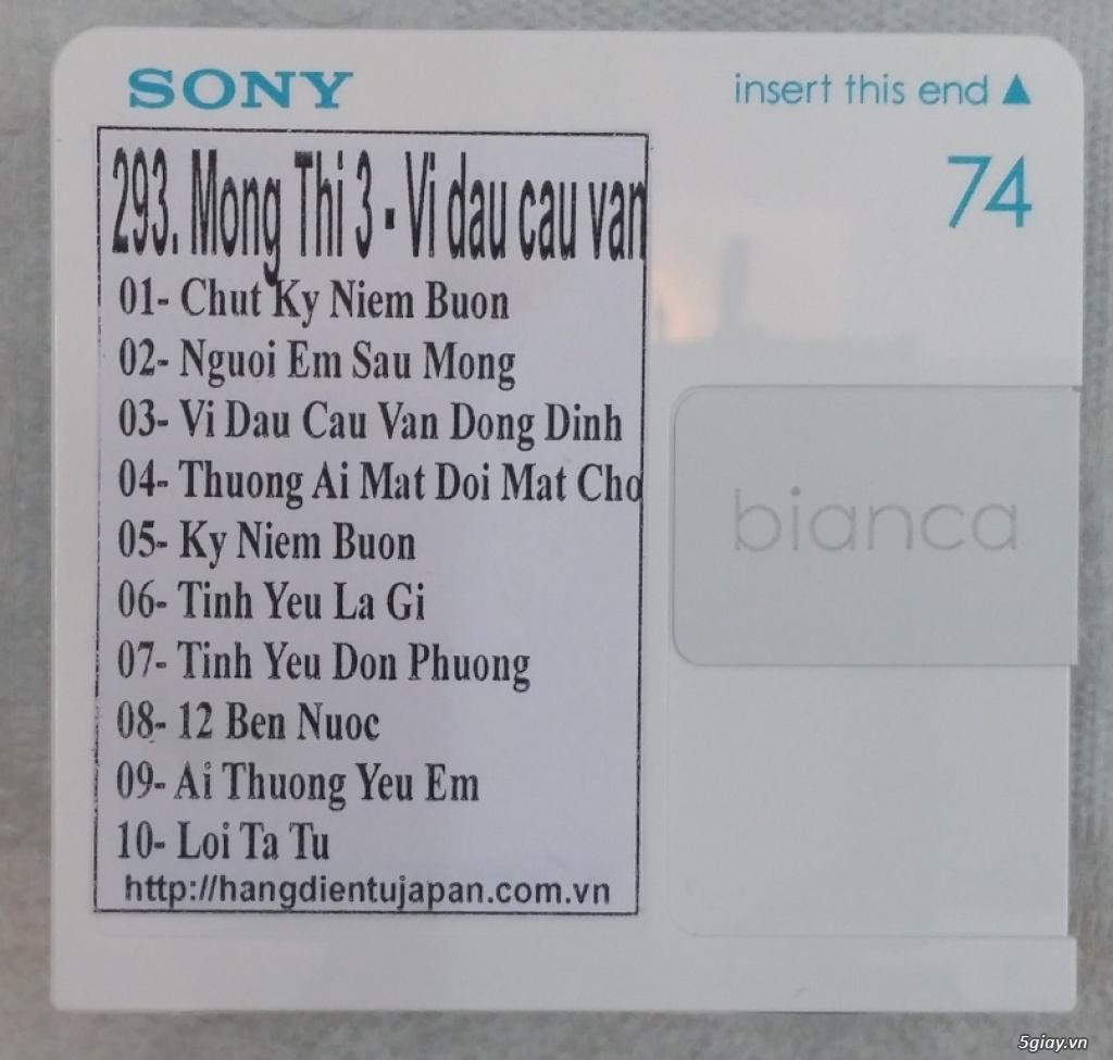 Đĩa nhạc MD - chuyên bán - 34