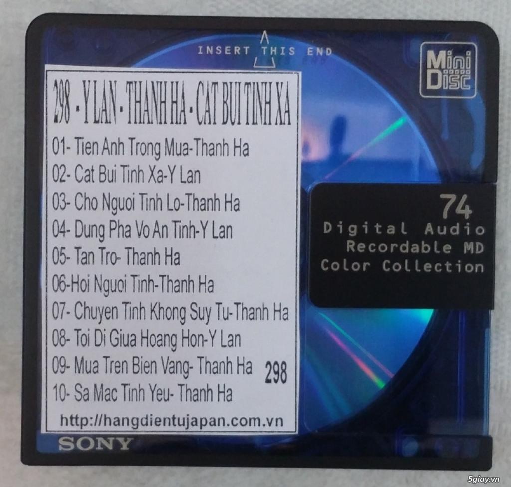 Đĩa nhạc MD - chuyên bán - 39