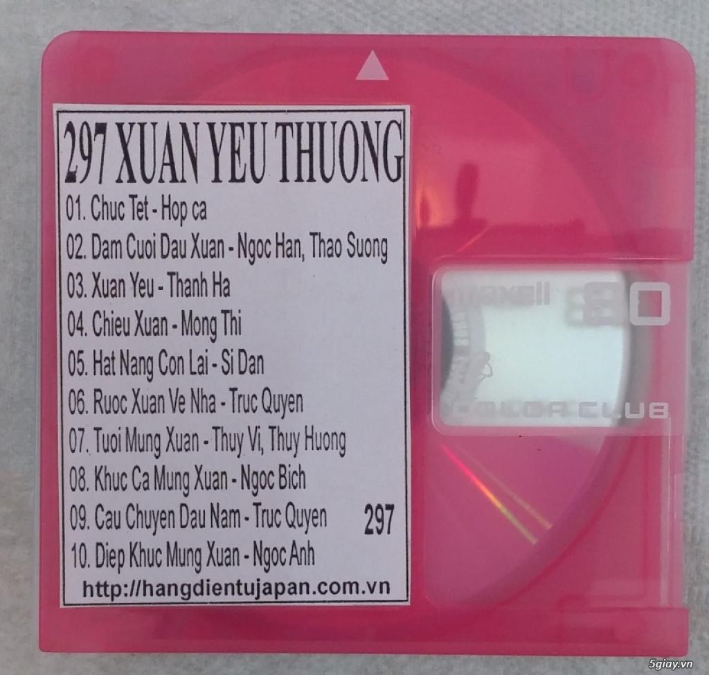 Đĩa nhạc MD - chuyên bán - 37