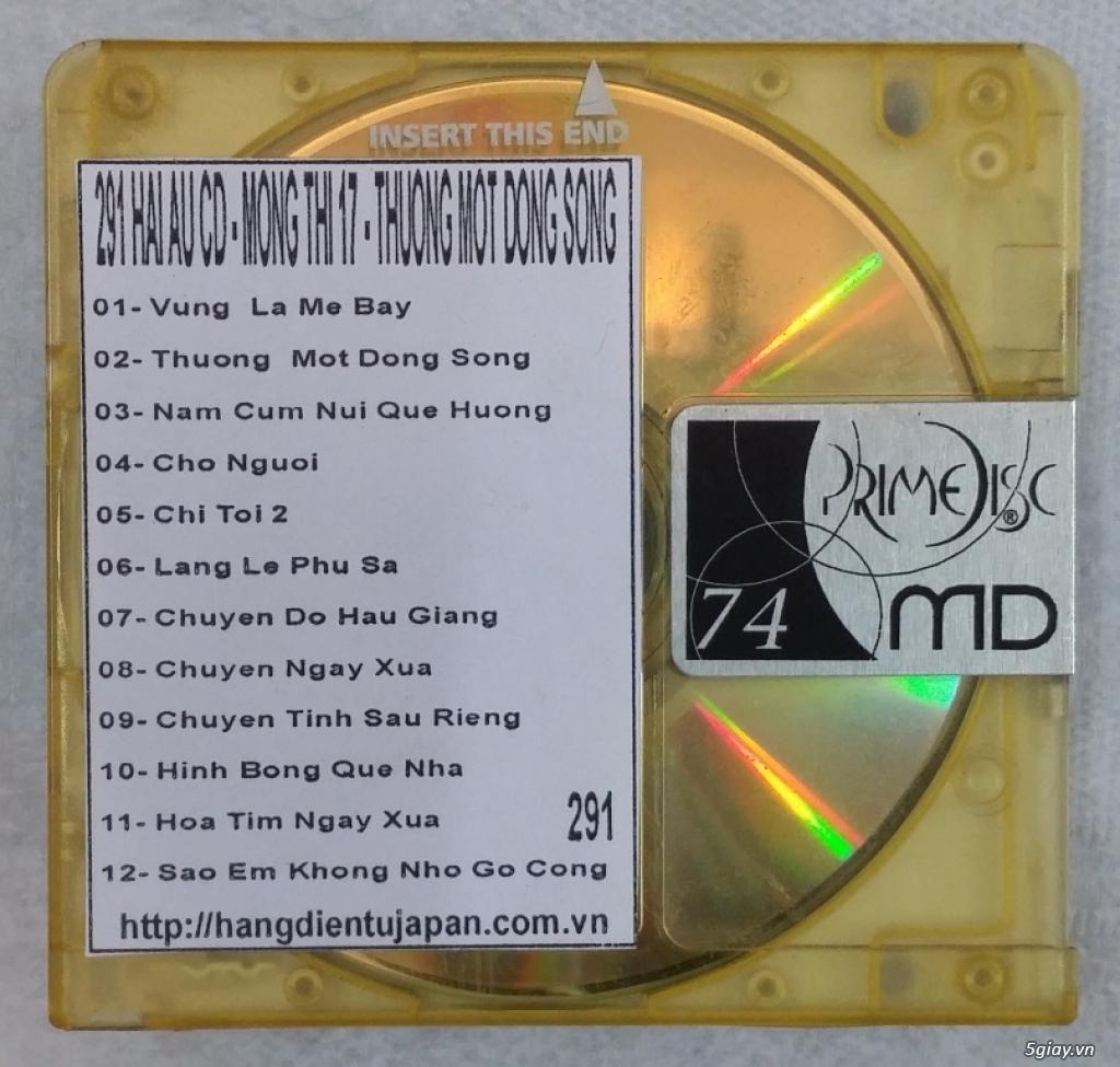 Đĩa nhạc MD - chuyên bán - 30