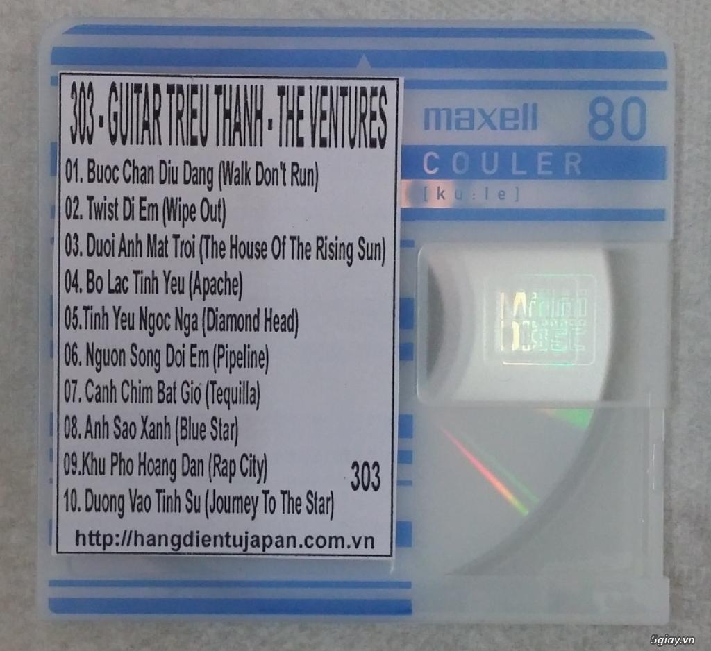 Đĩa nhạc MD - chuyên bán - 45