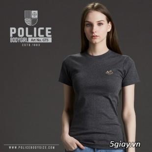 Bỏ SỈ/LẺ Áo Thun Police Bodysize Nam&Nữ - 34