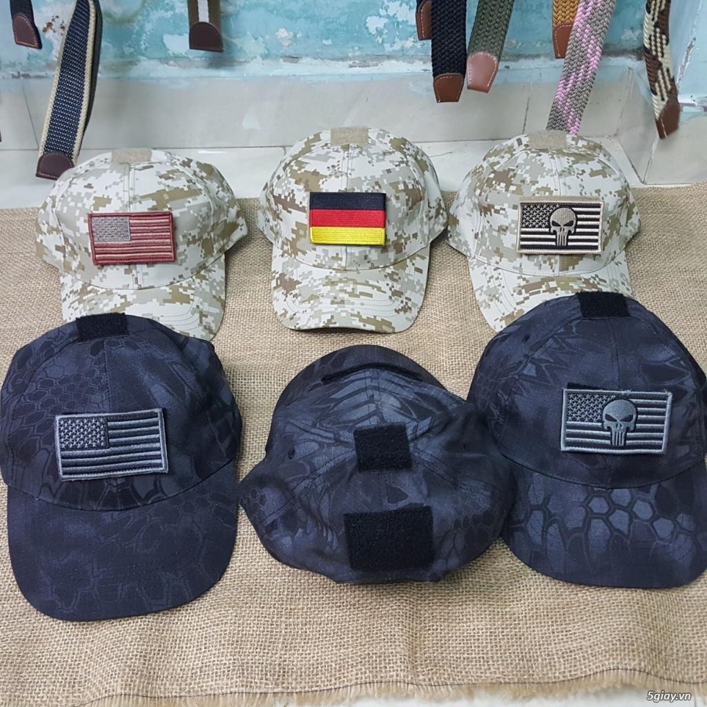 Chuyên bán dây nịt lính Mỹ US, dây nịt vải bố, thắt lưng vải mặt nhựa - 48