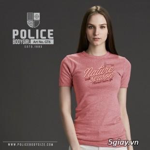 Bỏ SỈ/LẺ Áo Thun Police Bodysize Nam&Nữ - 35