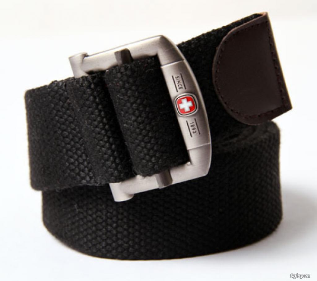 Chuyên bán dây nịt lính Mỹ US, dây nịt vải bố, thắt lưng vải mặt nhựa - 36