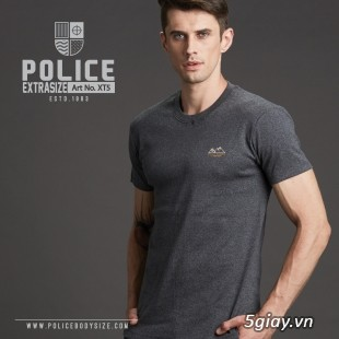 Bỏ SỈ/LẺ Áo Thun Police Bodysize Nam&Nữ - 8