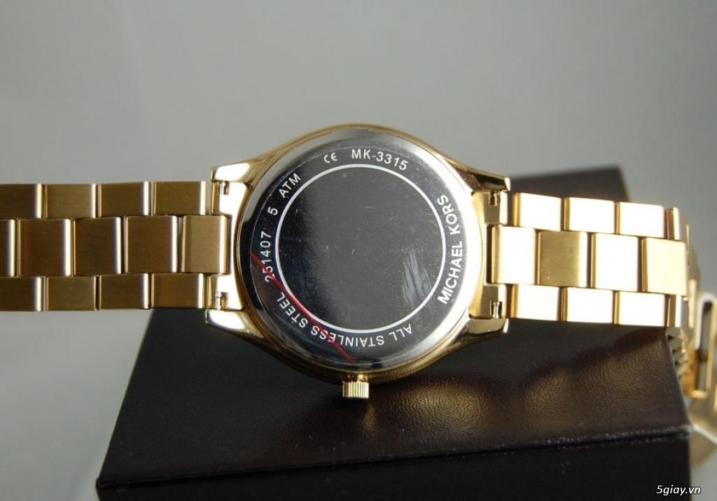Đồng hồ nữ xách tay chính hãng Seiko,Bulova,Hamilton,MontBlanc,MK,.. - 42