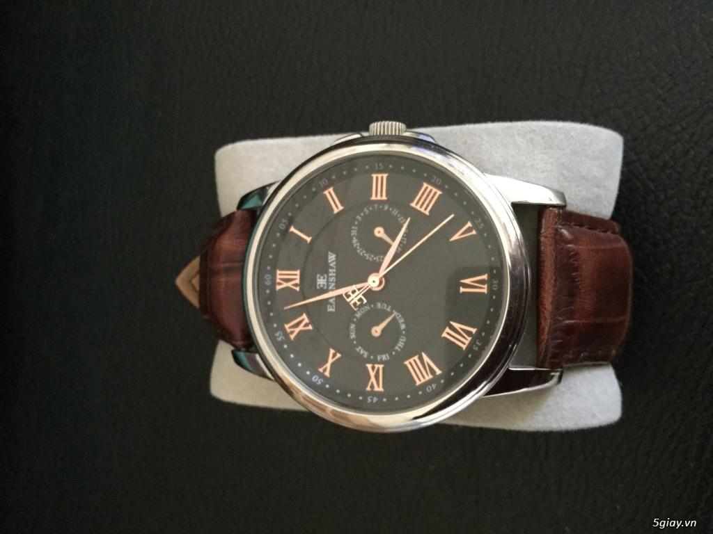 Đồng hồ chính hãng 2hand - 7