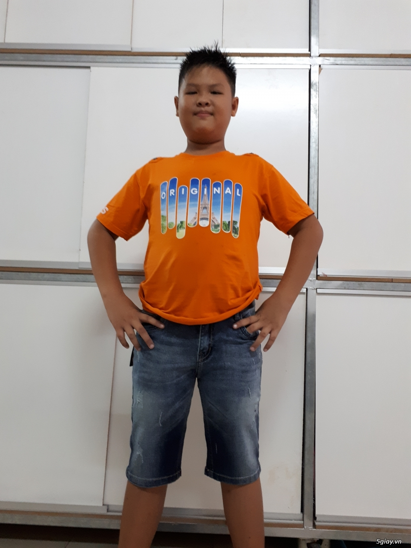 Shop quần áo trẻ em hàng hiệu, mẫu độc, vải đẹp tại Q.Tân Phú, TPHCM