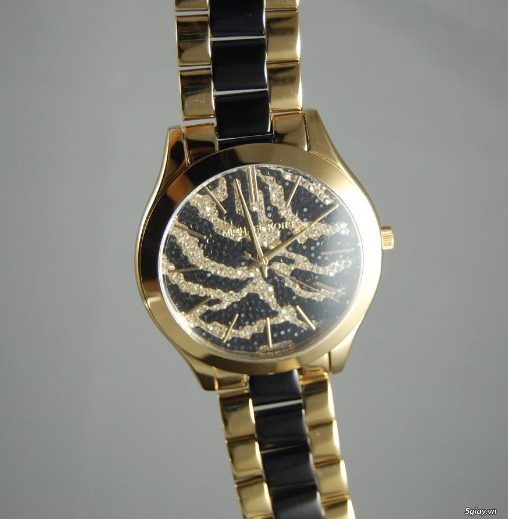 Đồng hồ nữ xách tay chính hãng Seiko,Bulova,Hamilton,MontBlanc,MK,.. - 44