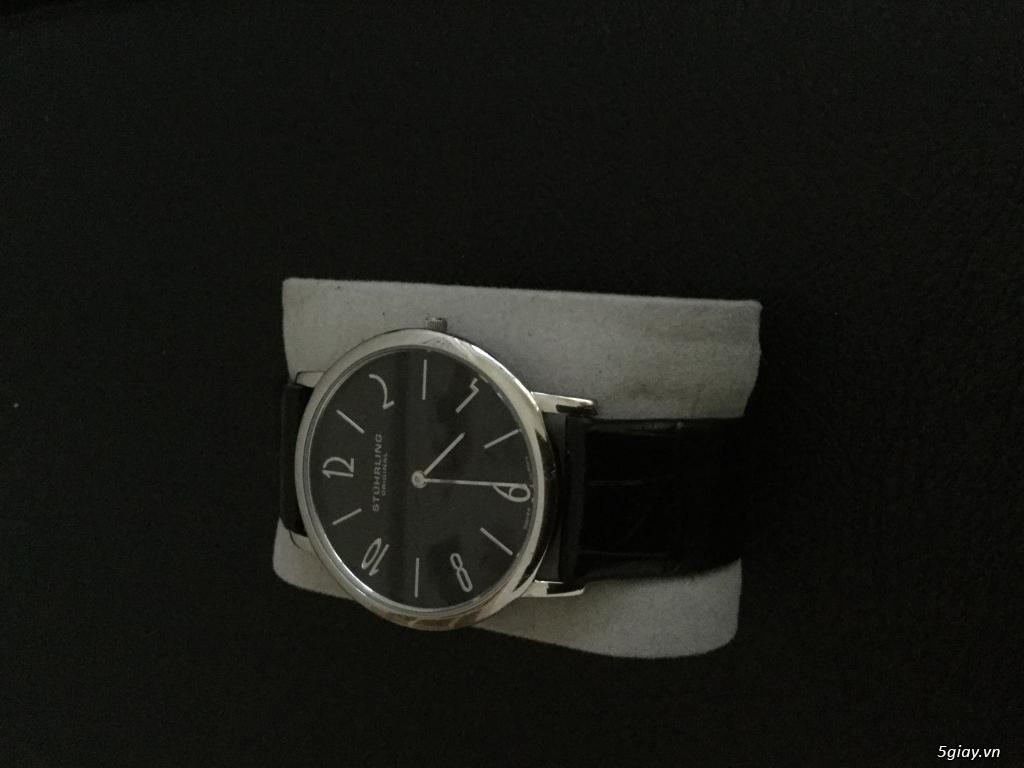 Đồng hồ chính hãng 2hand - 12