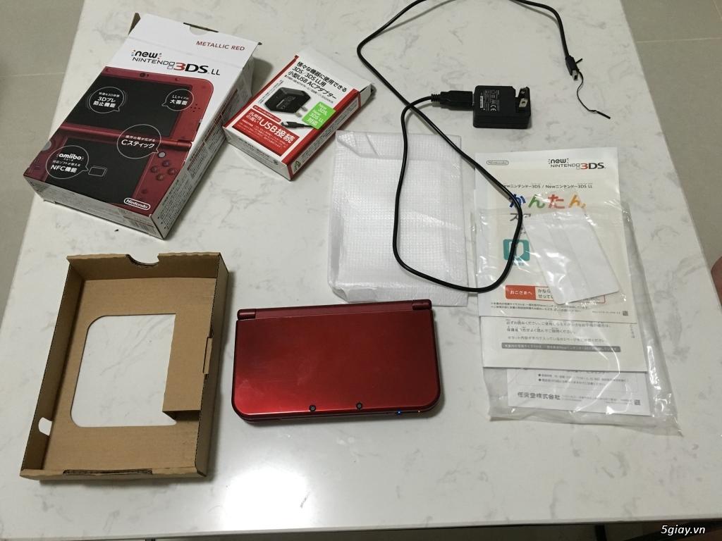 Cần bán thanh lý 1 em Nintendo New 3DS LL - 2