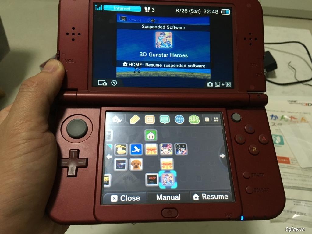 Cần bán thanh lý 1 em Nintendo New 3DS LL