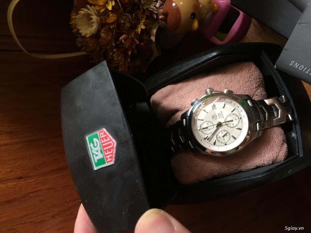 đồng hồ Tag Heuer Link cjf2111, full box