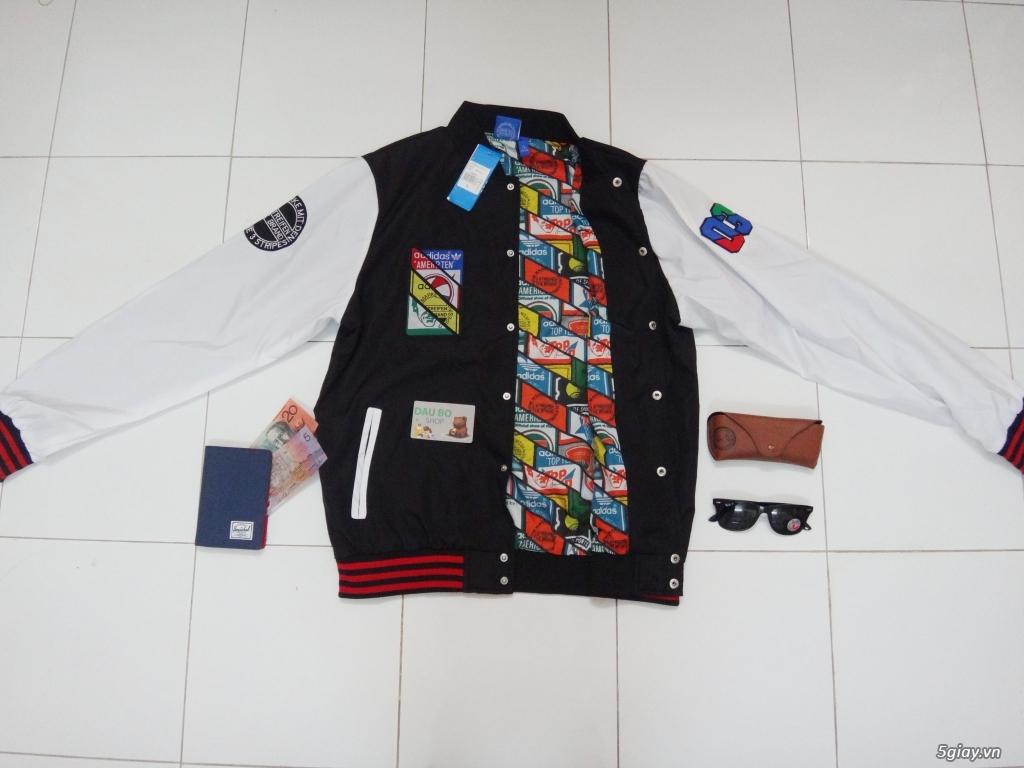 Áo khoác Adidas & Nike , Nón NY, LA A's (hàng nhập nhé các bạn) - 7