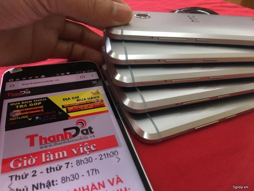 Htc 10 Ram 4G, Rom 32GB Hàng Zin 99% Nguyên bản Phụ kiện đầy đủ. - 1