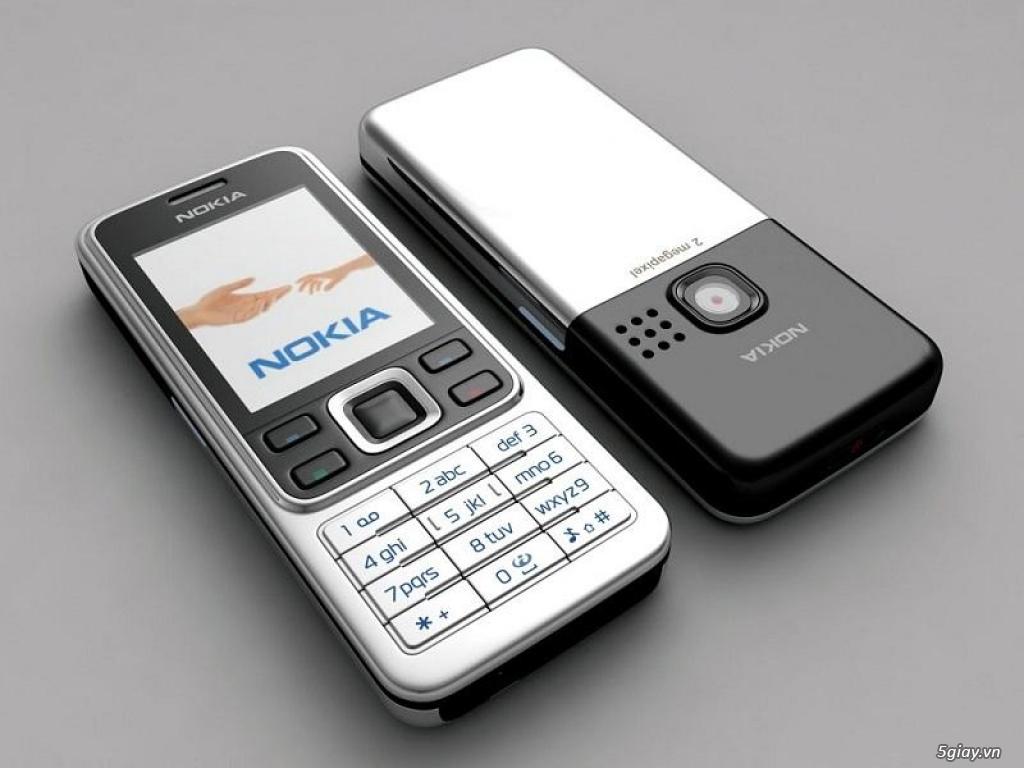 Điện thoại phổ thông Nokia chính hãng - 3