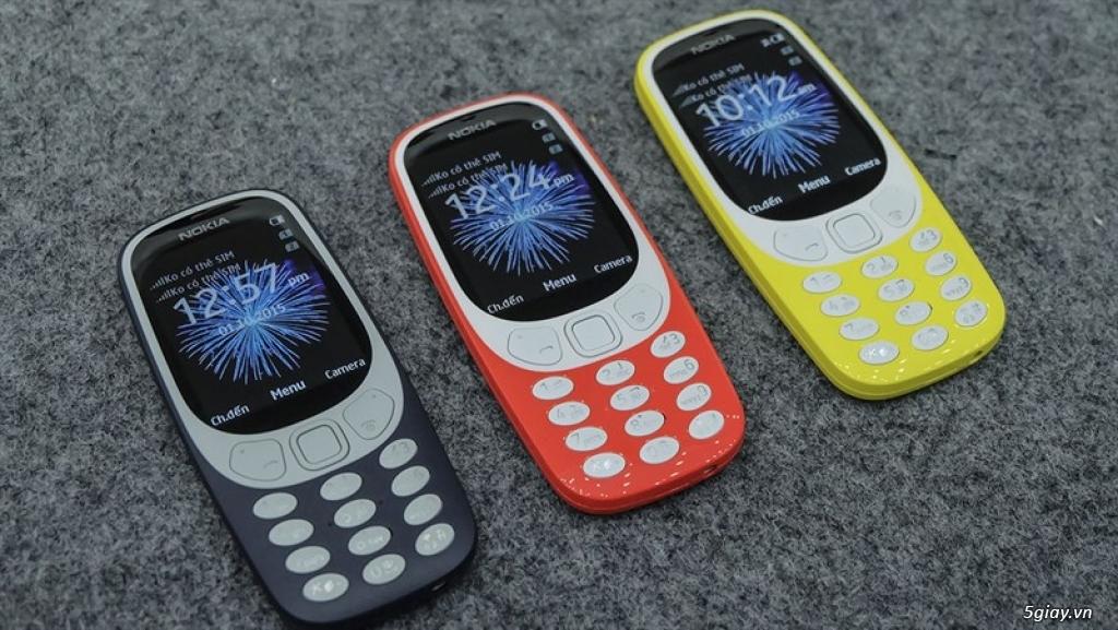 Điện thoại phổ thông Nokia chính hãng - 2